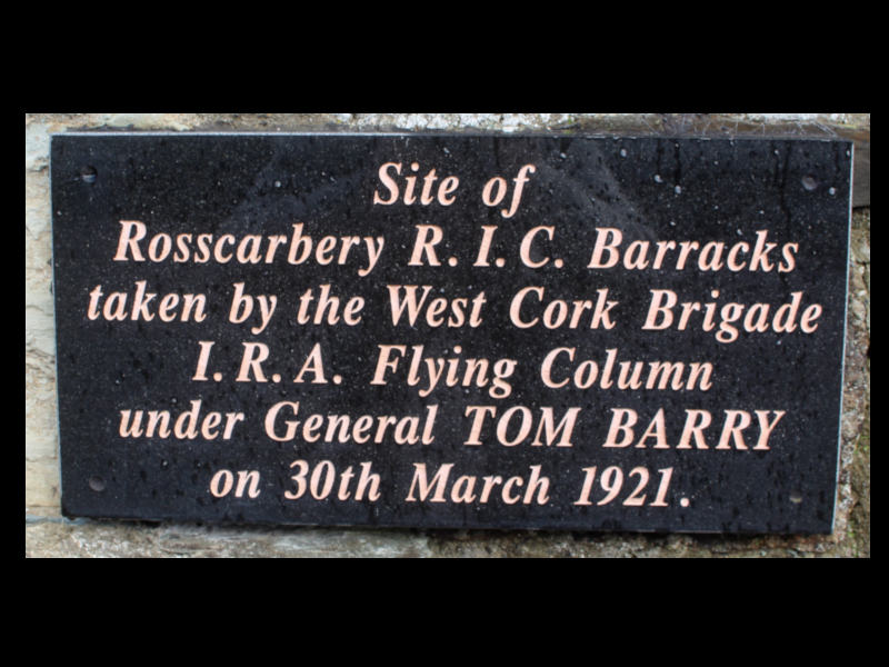 Site of Rosscarbery Barracks