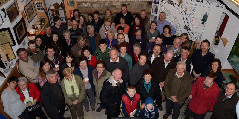 he Michael Collins Centre recently launched a new book entitled In Search of Michael Collins. It was written by Tim Crowley,